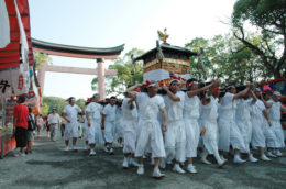 宇佐夏越祭り